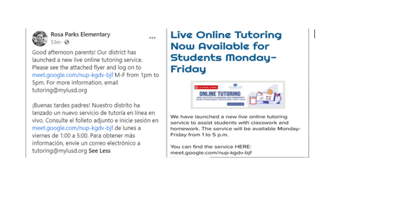 Live Online Tutoring Featured Photo