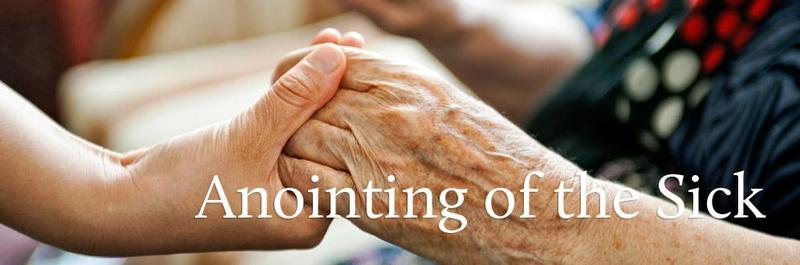 Anointing of the Sick Thumbnail Image