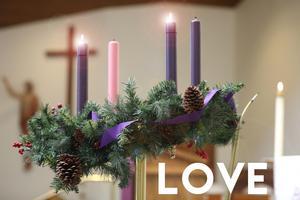 Advent Week 2 - LOVE.jpg