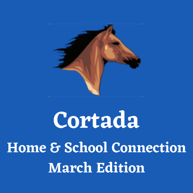 March Home & School Connection Featured Photo