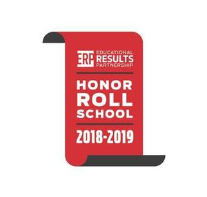 ERP Honor Roll School (2018-2019)