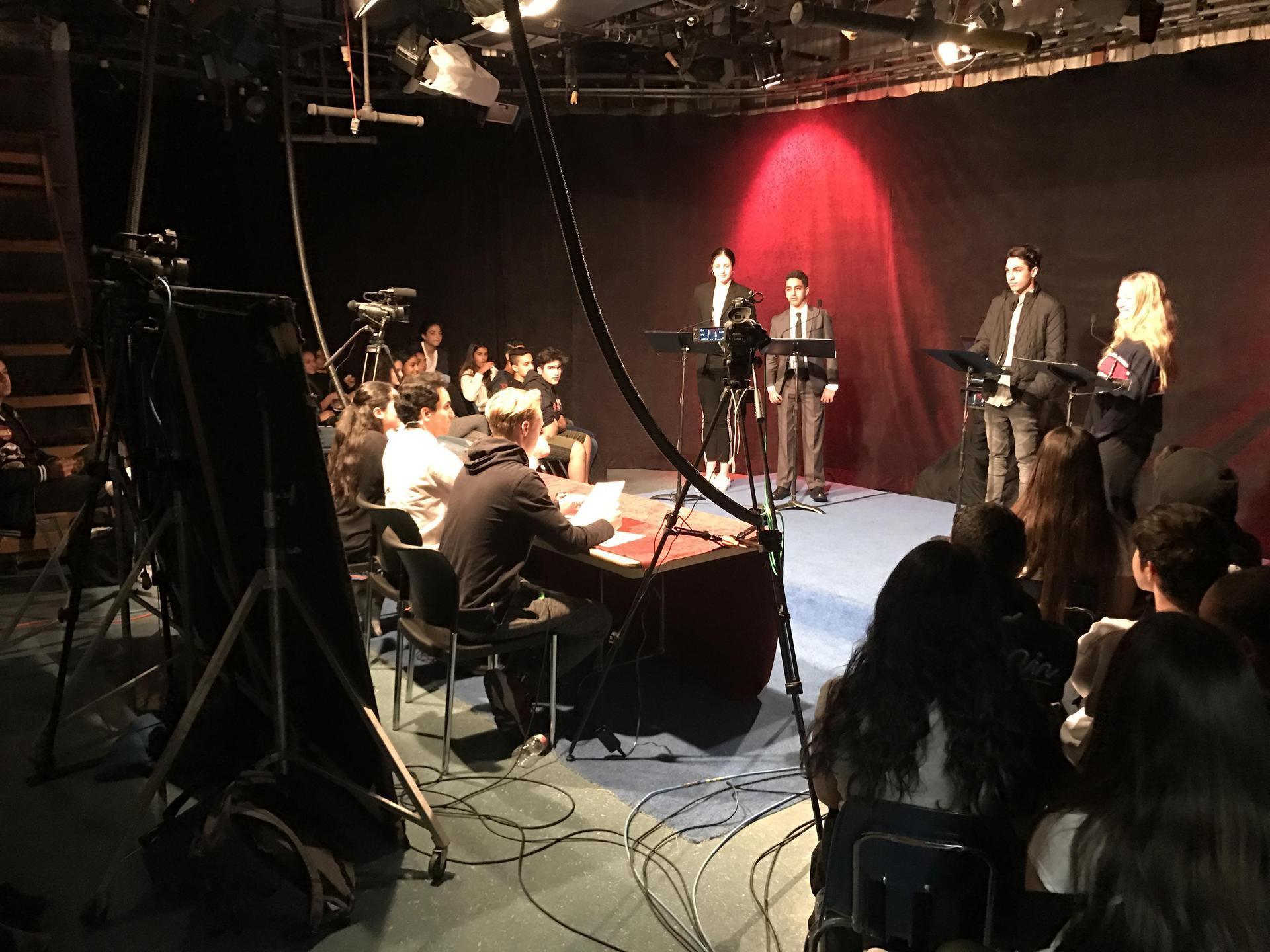 KBEV Debates Live Stream