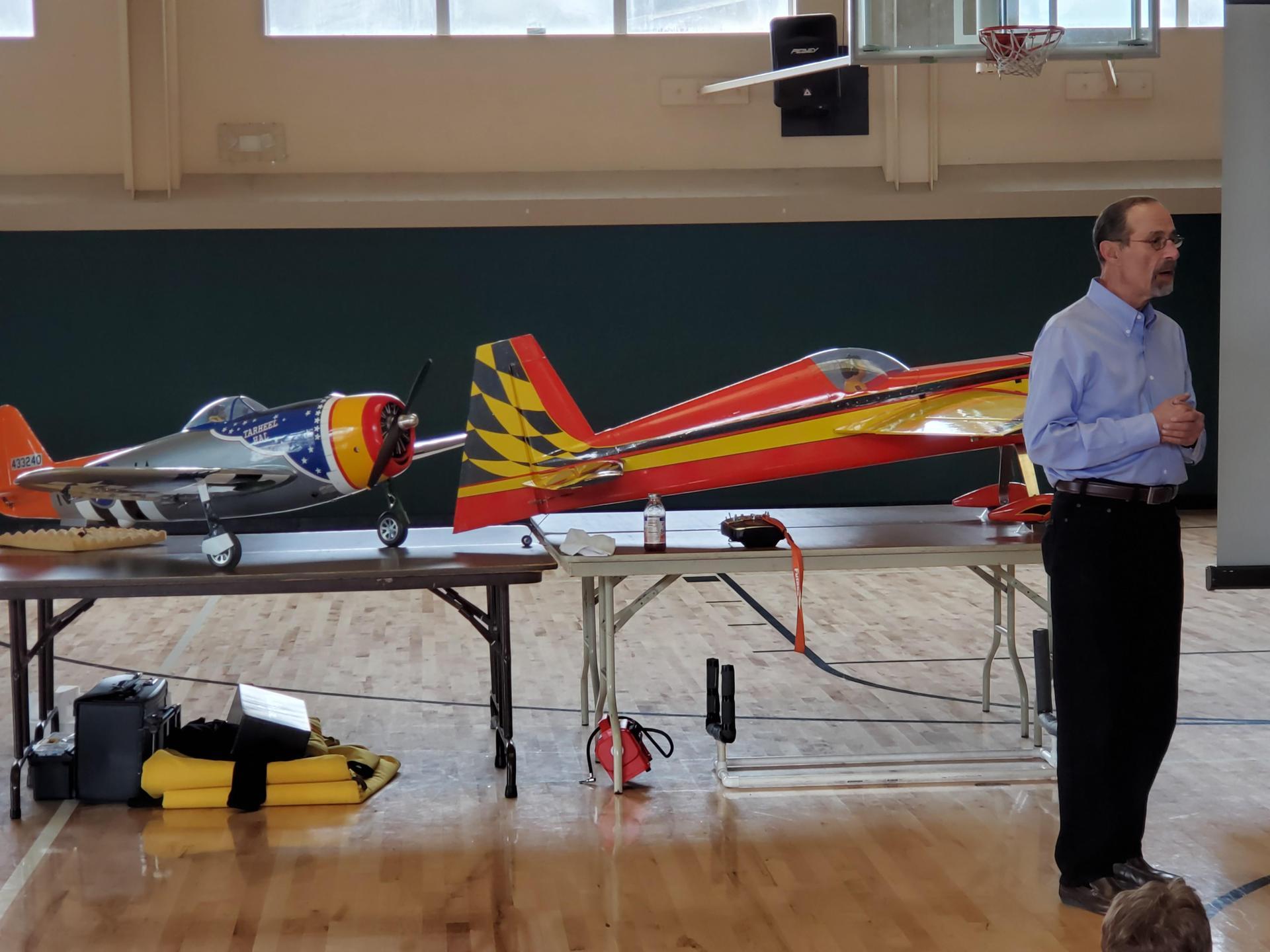 Flight Assembly