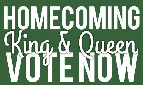 Homecoming Court Voting Featured Photo