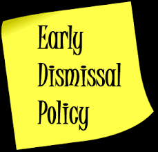 TMSA's Early Dismissal Policy Image