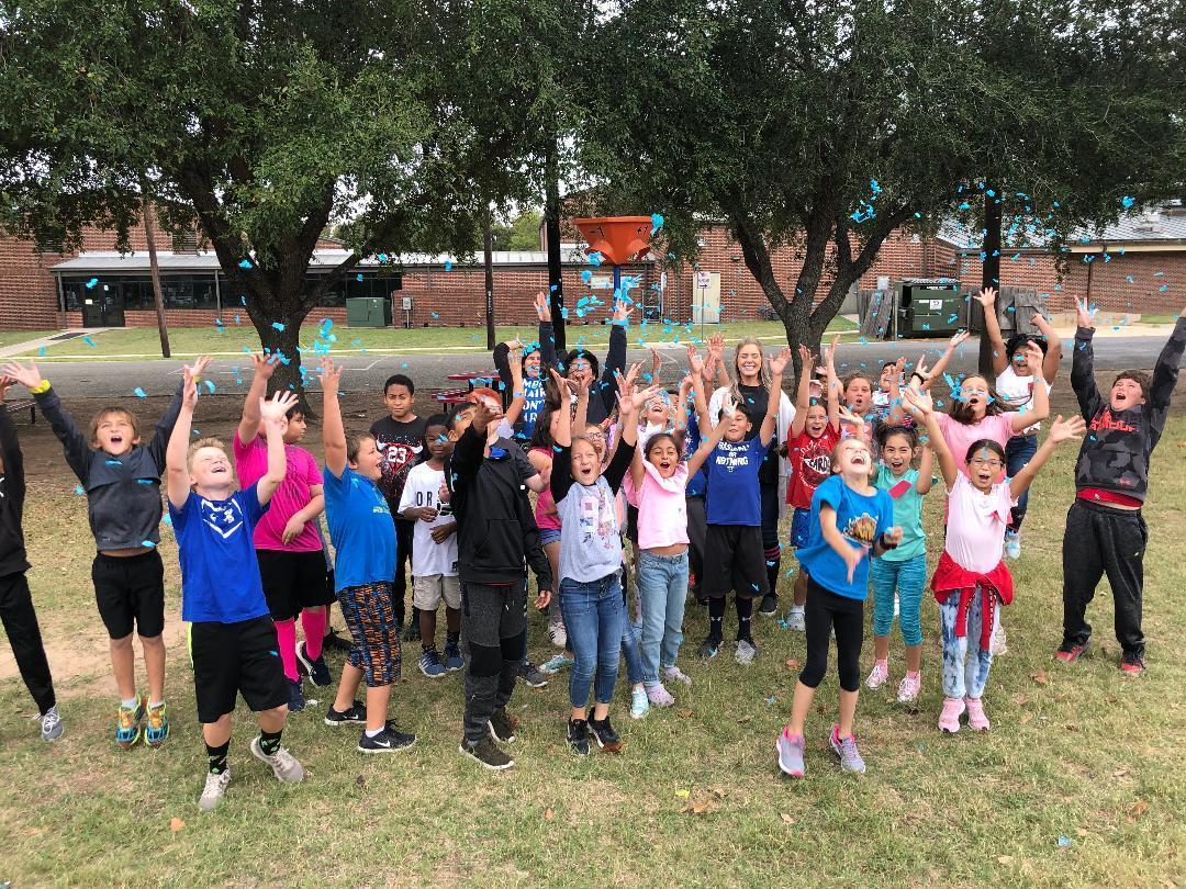 We love 4th Grade!