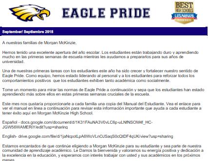 Eagle Pride Thumbnail Image