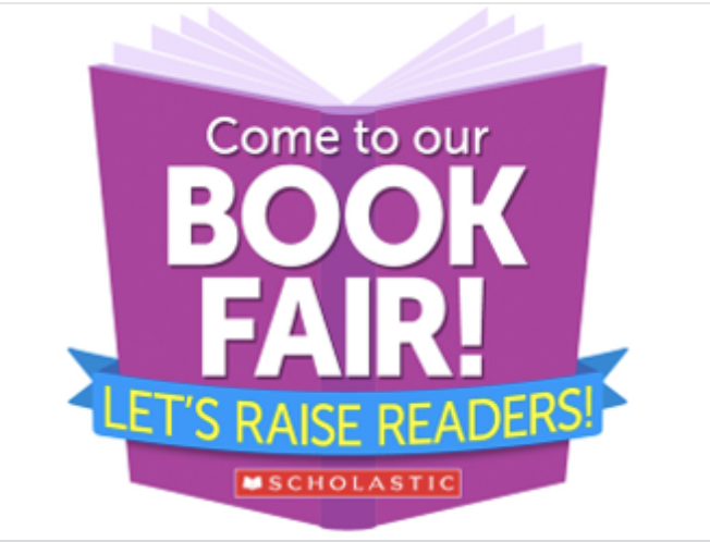 Book Fair Week is April 1st-5th Featured Photo