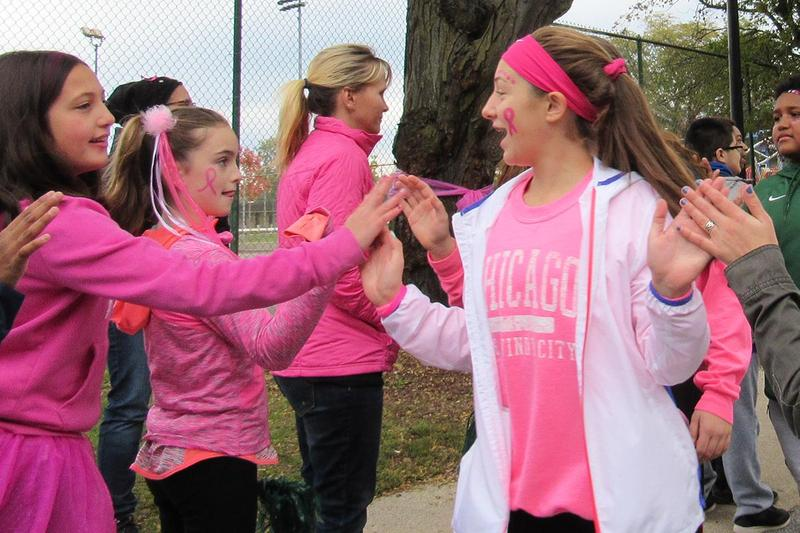 Central, Northwest team up to Walk for Hope Thumbnail Image