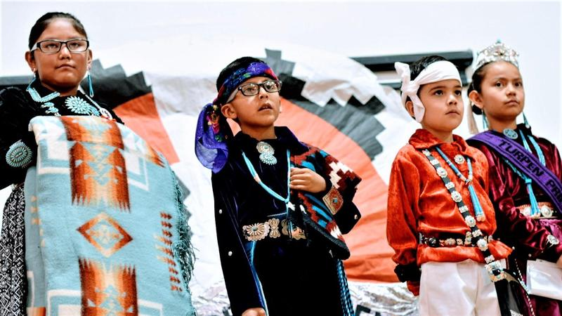 Navajo Princess and Brave Warrior Competition Featured Photo