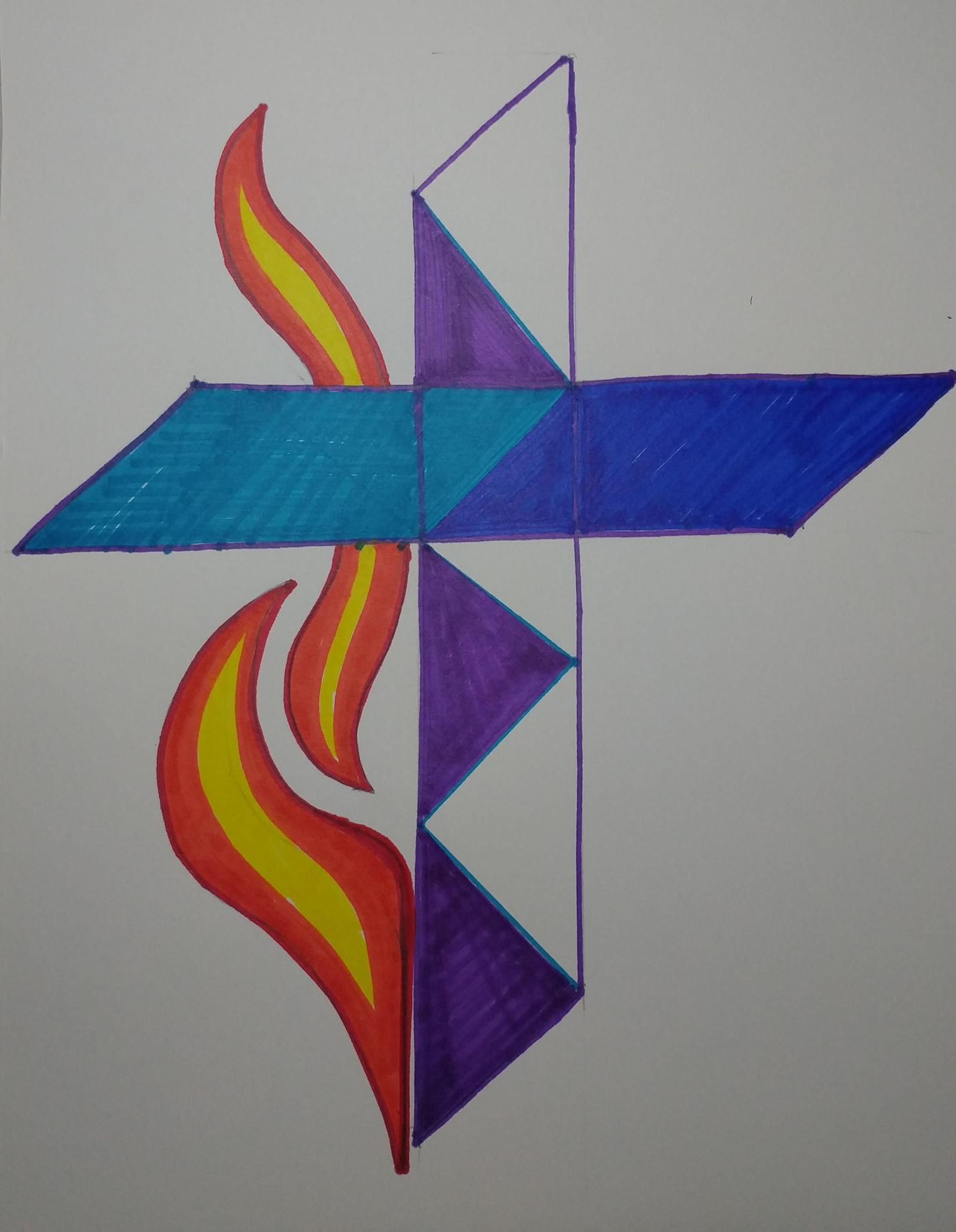 cross design