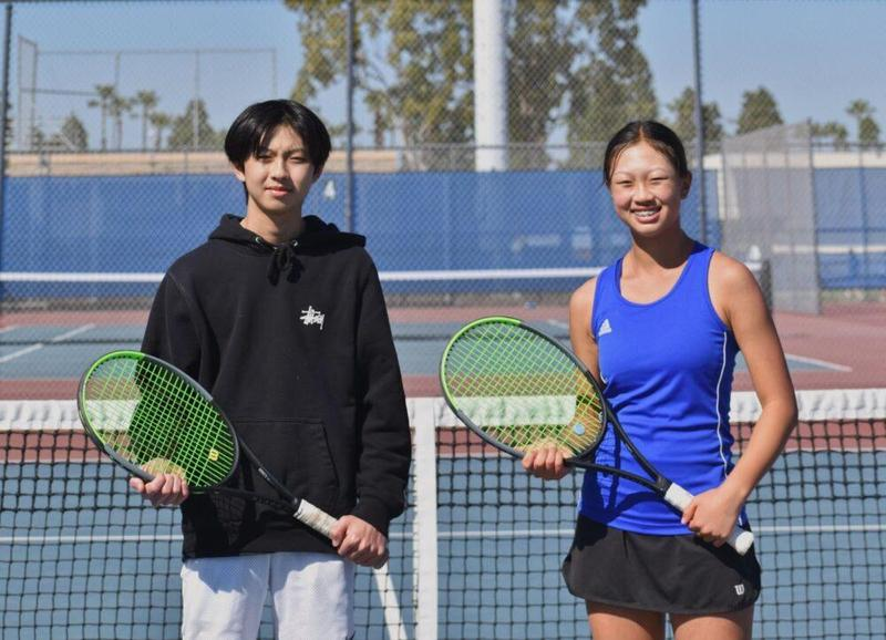 Freshmen of FV: Colin Nguyen and Sophie Vu Featured Photo
