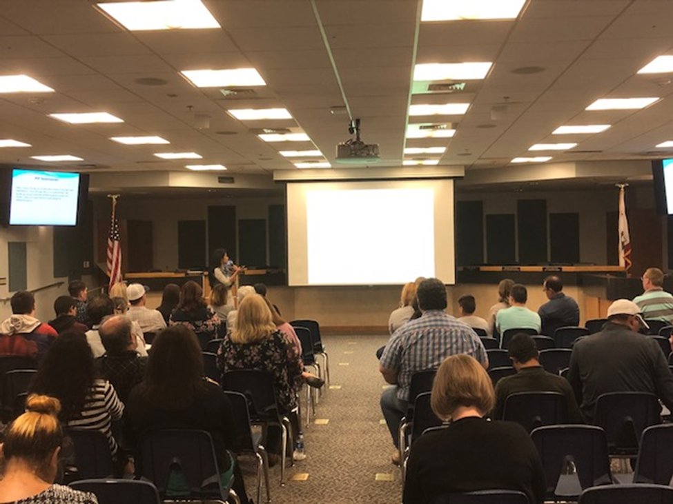 DOR/KRC Parent Information Night