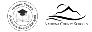 Academic Awards Banquet and NCSD logos