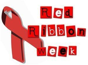 Red Ribbon Week Clip Art