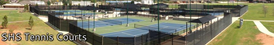 High School Tennis Courts