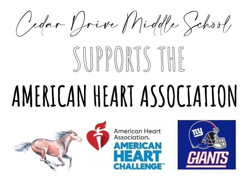 Click to Join the CDMS American Heart Challenge Featured Photo