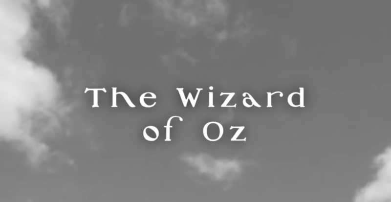 Students perform 'Wizard of Oz' musical from home Thumbnail Image