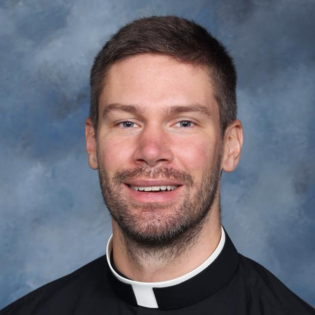 Fr. Adam Potter's Profile Photo