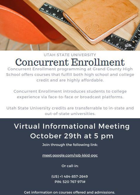 Learn about attending Utah State University through concurrent enrollment Featured Photo