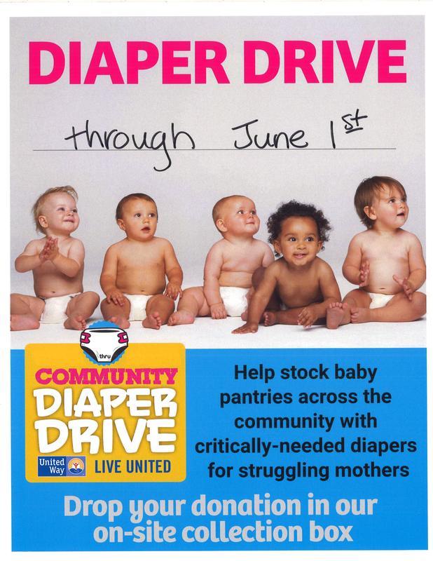 Diaper Drive Thumbnail Image