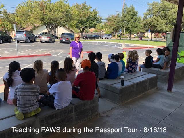 P.A.W.S. Passport Tour