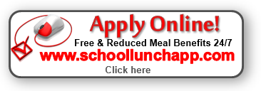 Free and Reduced Meal Banner