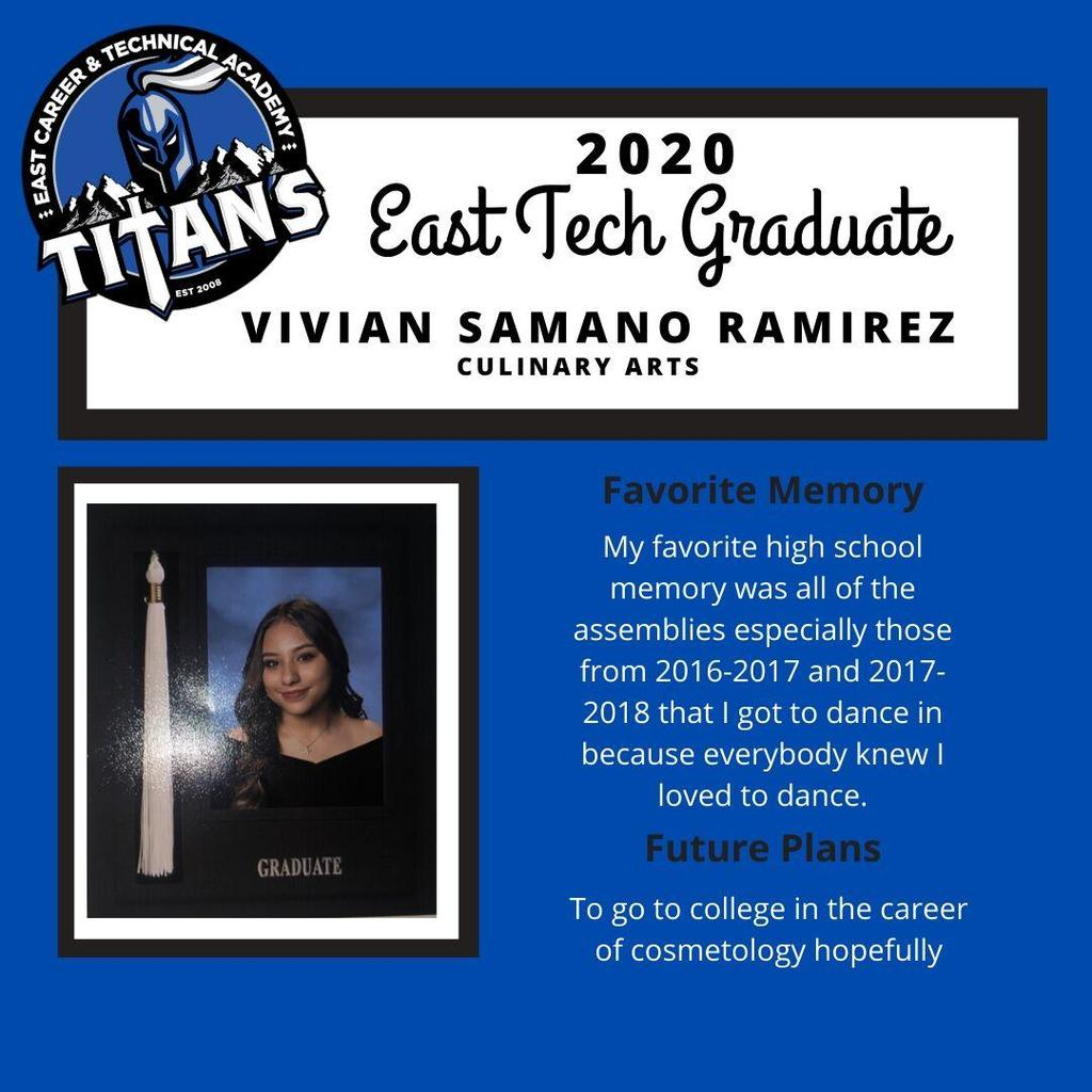 Spotlight Vivian Ramirez
