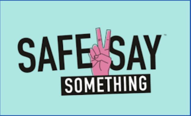 Safe2Say Banner