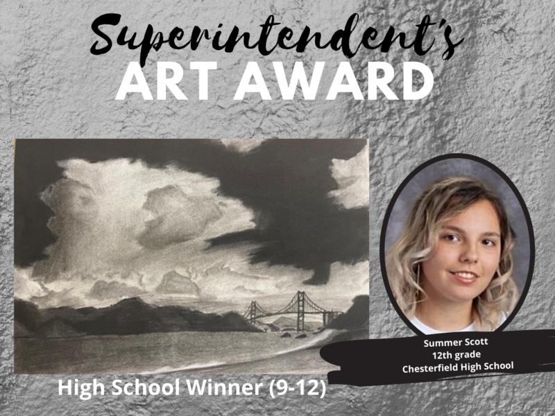 Superintendent Art Award Featured Photo