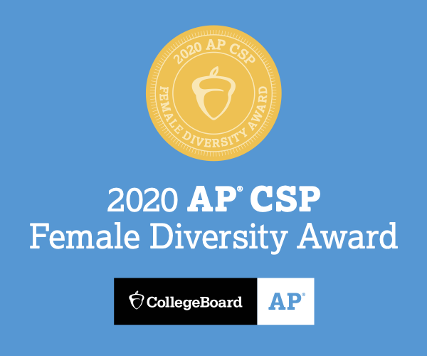 Cornell Recognized for Closing the Gender Gap in AP Computer Science Principles Thumbnail Image