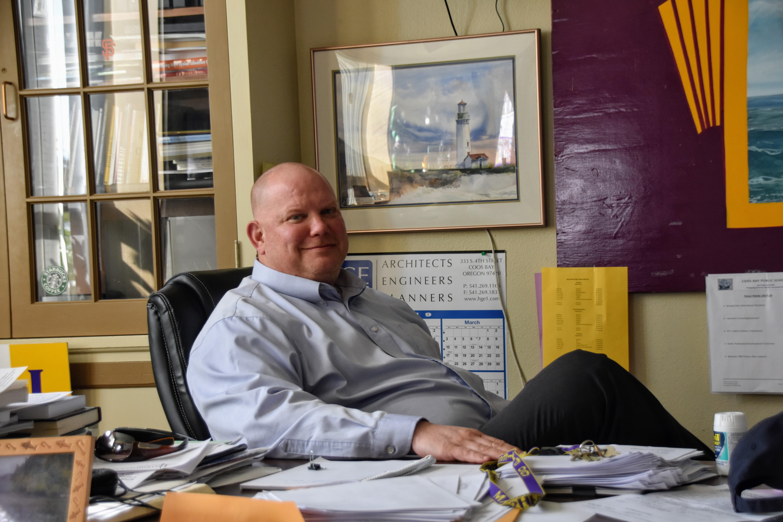 Principal Travis Howard