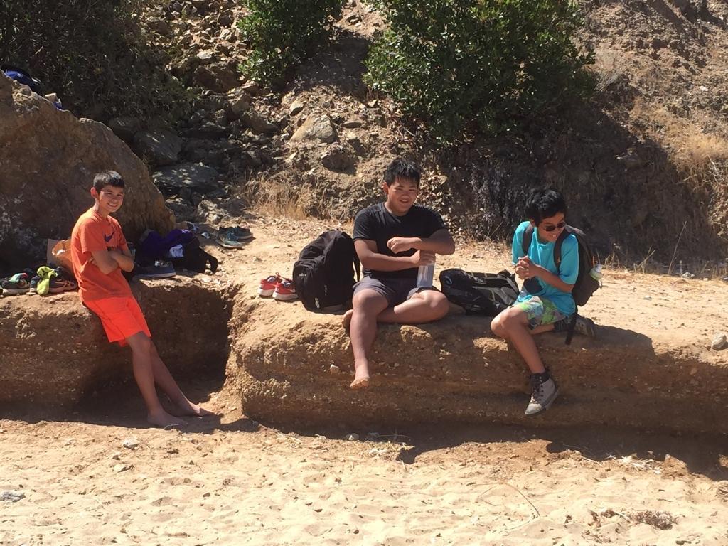 Catalina Hike Pitstop