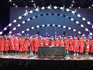 Summer School Graduates - class of 2018