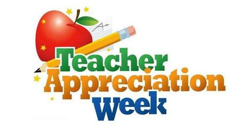 Teach appreciation week