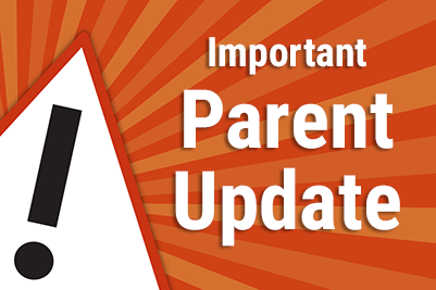 Parent Update Notice
