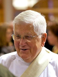 Deacon George Nugent 1931-2018 Featured Photo