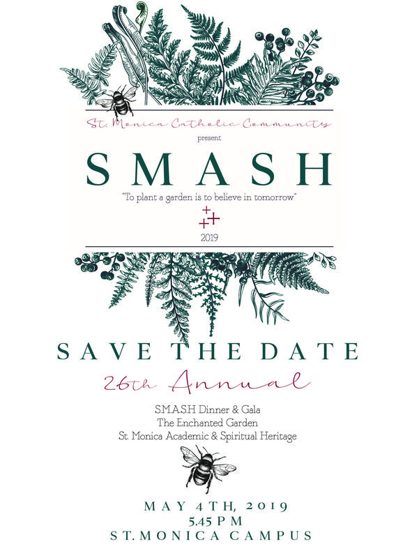 26th Annual SMASH The Enchanted Garden on May 4, 2019 Featured Photo
