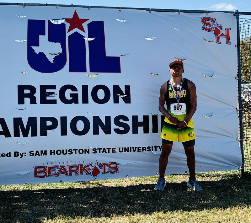 STATE QUALIFIER CROSS COUNTRY I SEGURA