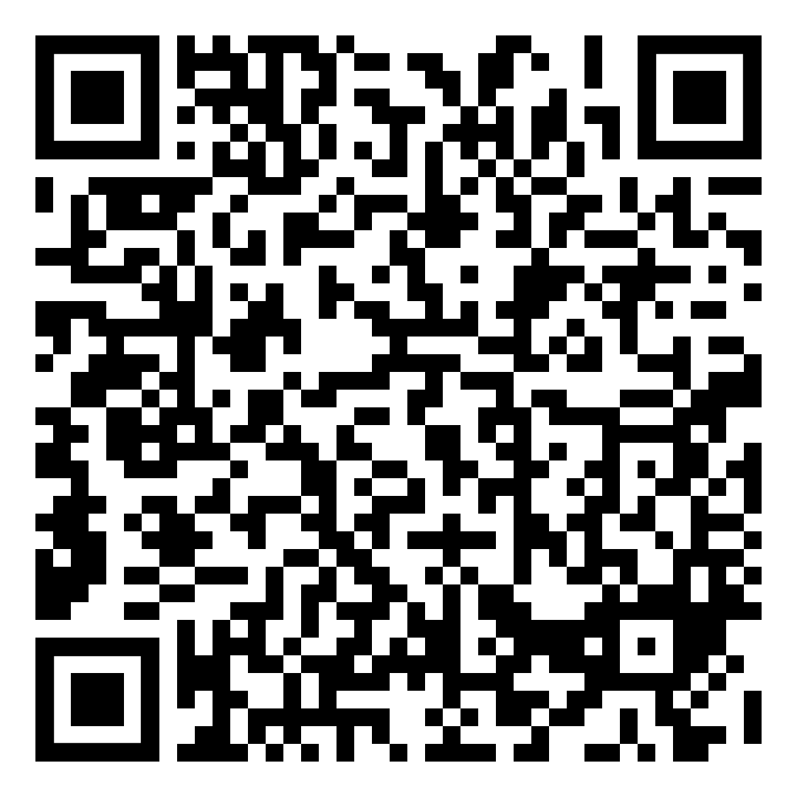 QR code eBook Resource List