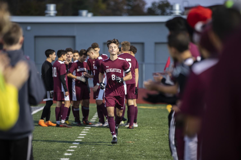 boys soccer starting lineup