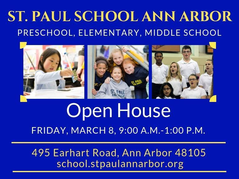 St. Paul Open House - March 8 Thumbnail Image