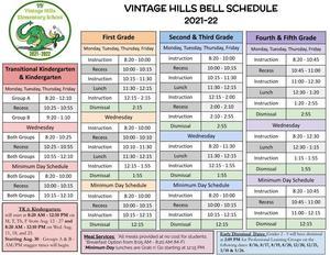 Vintage Hills FINAL Bell Schedule 2021-22.jpg