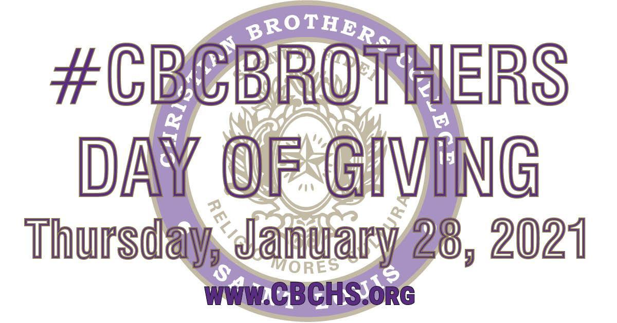 #CBCBrothers Day of Giving