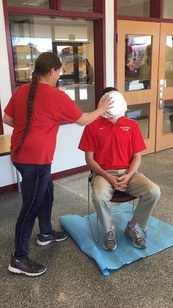 Pie in Principal's Face