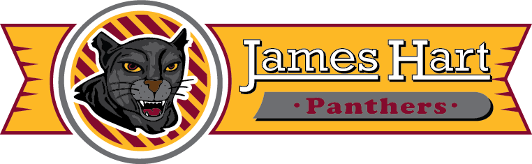 james hart school logo