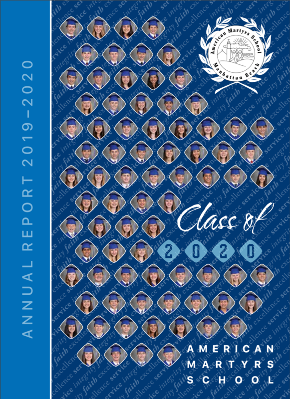 2019-2020 American Martyrs School Annual Report Featured Photo