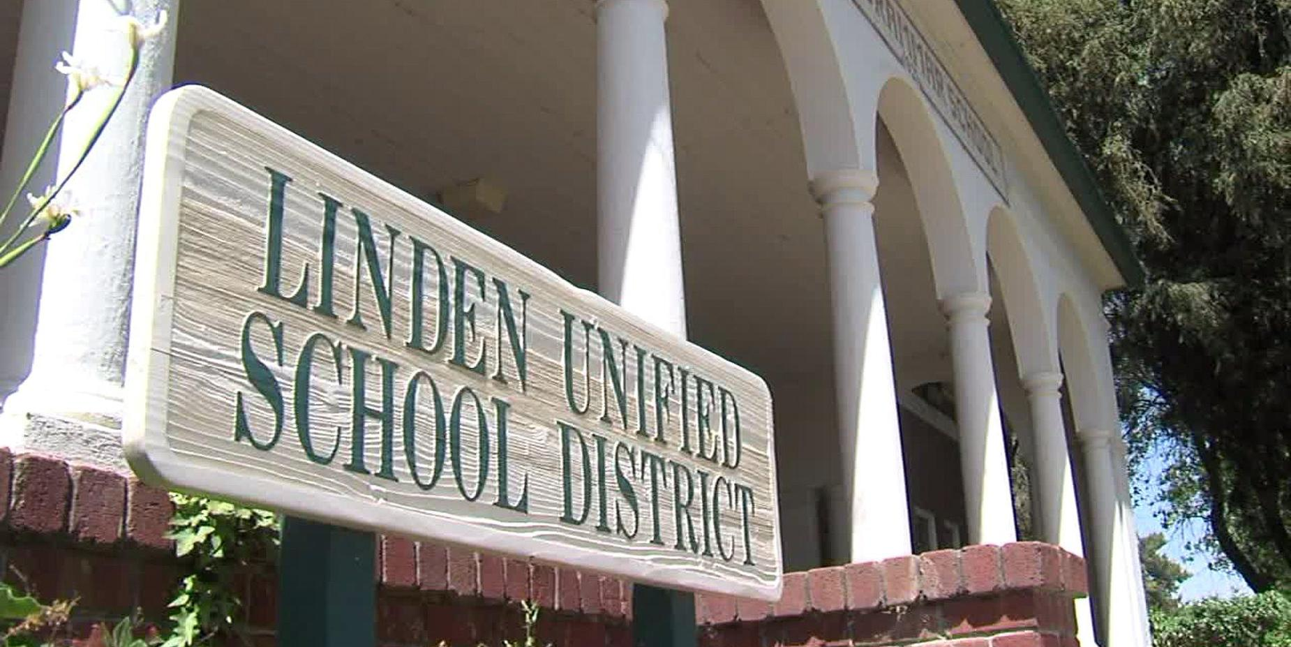 linden district office sign