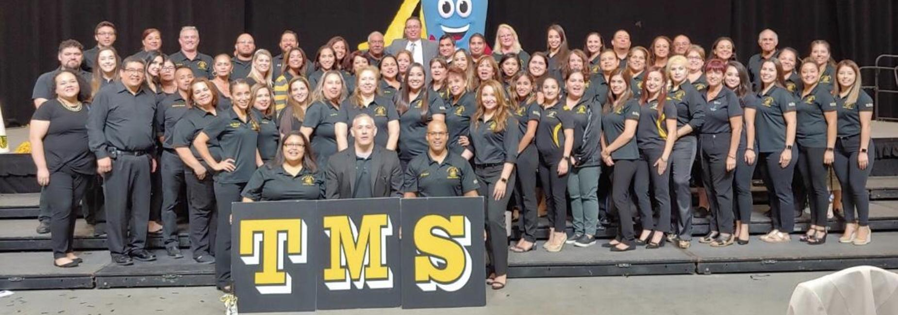 Travis MS Staff