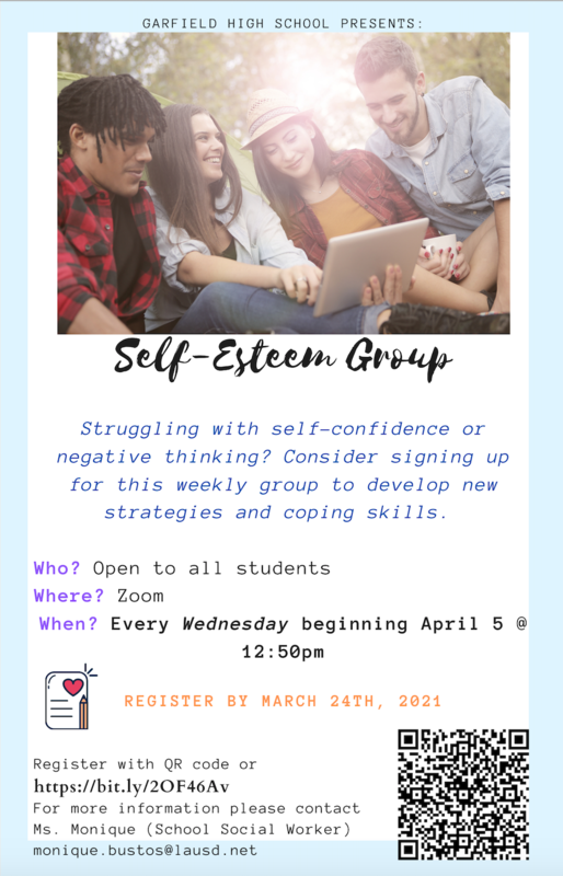 GHS Self-Esteem Group